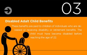 disabled adult child benefits